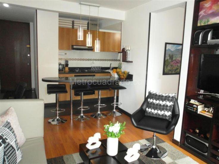 Venta de Apartamento en Parque Central Bavaria - Bogotá D.C. - 3155