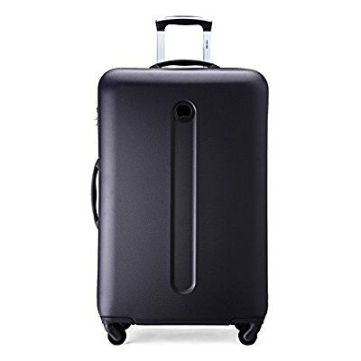 Delsey Suitcase, Anthracite (Grey) - 00380082101