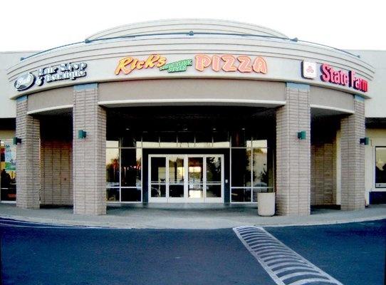 Rick S Pizza Lodi Ca Restaurants Pinterest California And New York Style