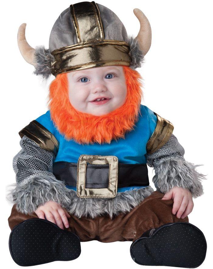 15 witzige Fasching Kostüm Ideen für Babys und Kleinkinder