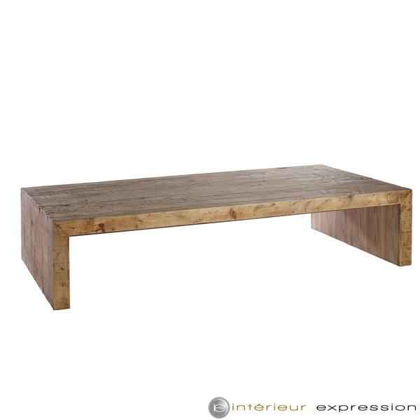 """Abriel"" long coffe table"