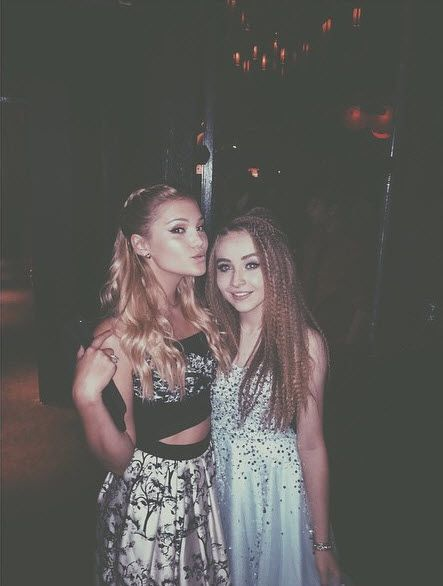 Photos: Sabrina Carpenter With Friends & Family At Her Sweet 16 ...