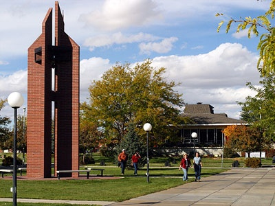 Went to school & lived in dorms for a semester at Northwest College in Powell, WY
