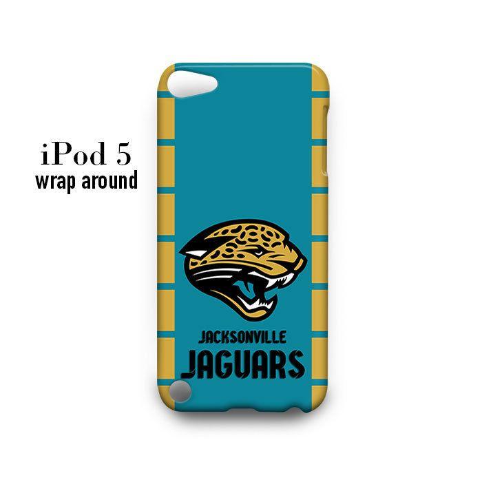 Jacksonville Jaguars iPod Touch 5 Case Wrap Around