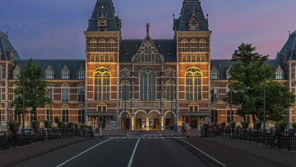 The Rijksmuseum is one of Amsterdam's grandest and most popular art museums. #iamsterdam