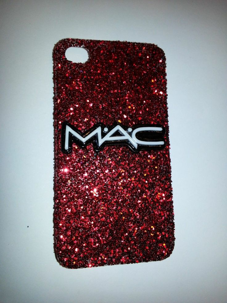 made Mac Makeup bling phone case Compatible Brand: Iphone Type:Case ...