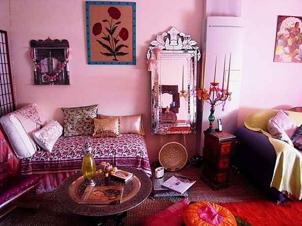 42 best Ethnic indian decor images on Pinterest | Indian interiors ...