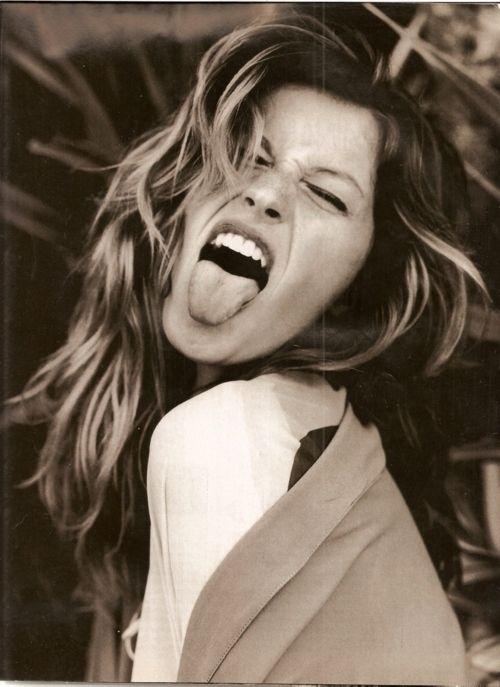Gisele Bundchen #ShaBoomProducts #BeautyinBlackandWhite http://www.shaboomproducts.com