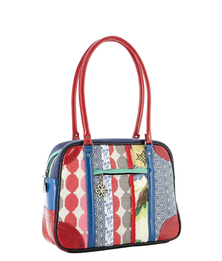 Spencer and Rutherford - CATEGORY :: Small Shoulder Bags :: Nina - Shock