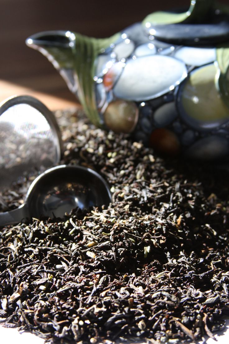Lavender Earl Grey Tea - May's Teas Have Been Delivered, Enjoy! From tea... | TEA SPARROW
