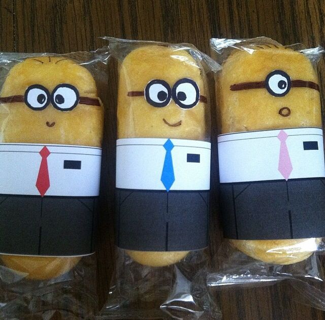 Every minion a missionary!  I think I know what my next package to the boys will include.  HEHE
