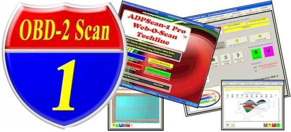Scan-1 Automotive OBD-2 Scanner