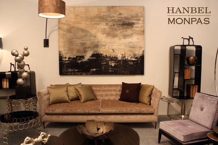 #MO15 #Live  Nouvelles Collections <<< Hall 3 >>> 4 - 8 • Sept  Maison & Objet www.hanbel.com