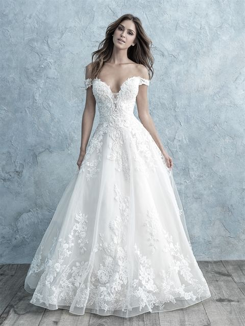 Style #8 by Allure Bridals  Allure wedding dresses, Wedding