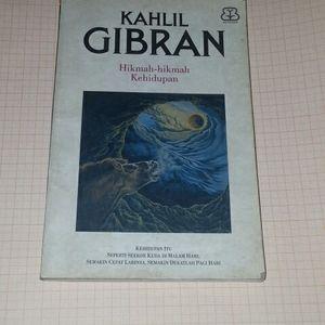 Kahlil gibran - www.bukalapak.com/amorecraft
