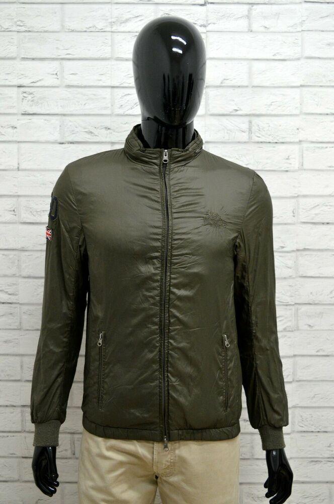 best website 10fd3 ea2d4 Giubbino Uomo LONSDALE Taglia Size M Giacca Jacket Man ...