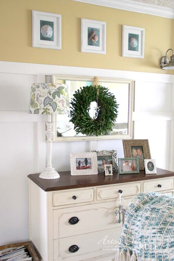 Family Room Updates (and More