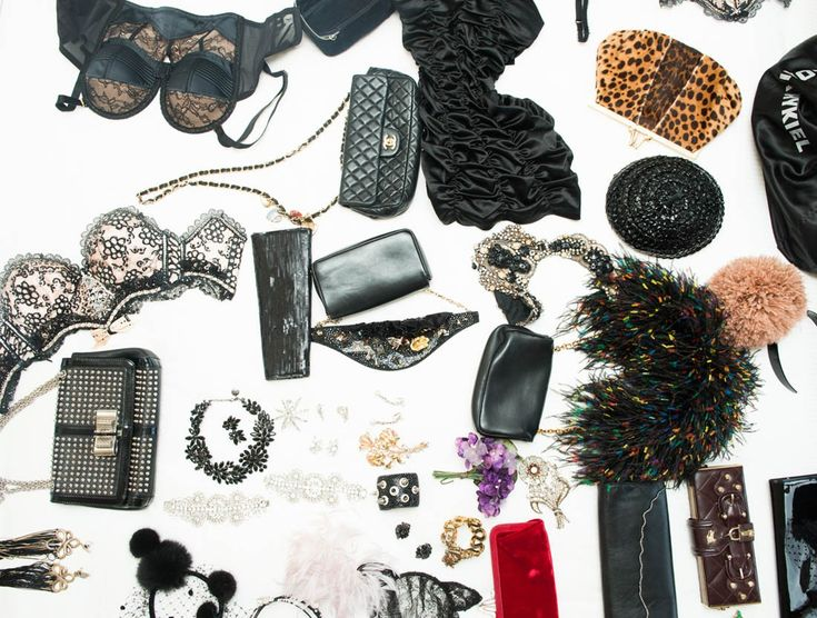 A few of Dita Von Teeses favorite things. http://www.thecoveteur.c...