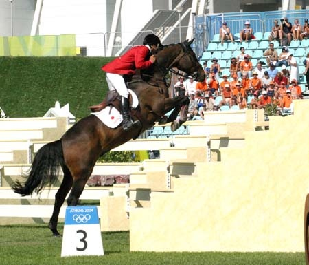 Equestrian event at the Olympics