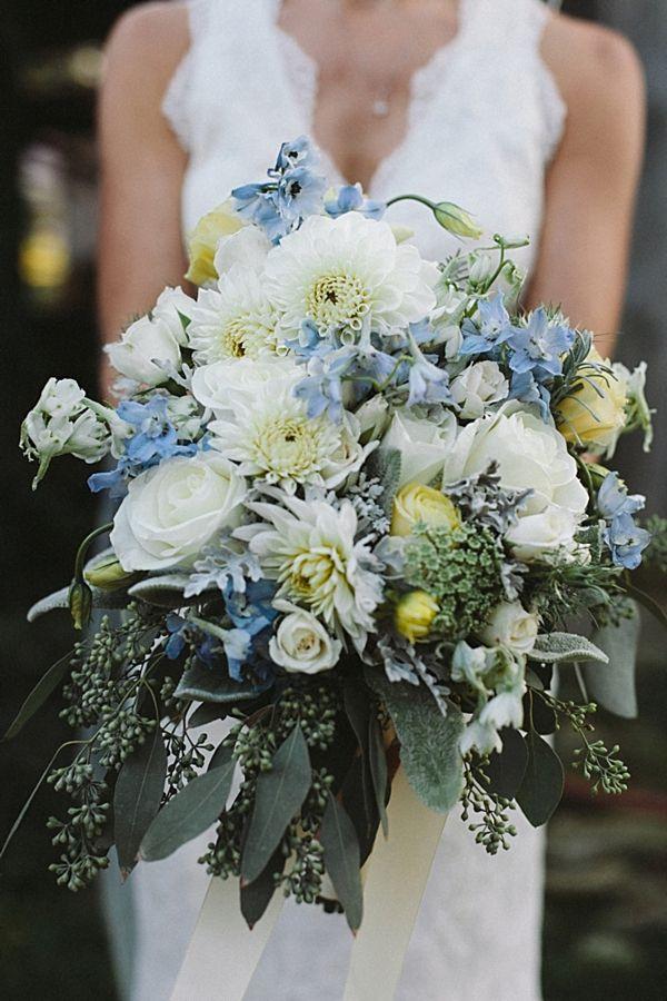 270 best Blue Flower Arrangements & Bouquets images on Pinterest ...