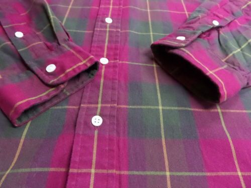 Ralph-Lauren-Classic-Fit-Plaid-shirt - this pattern is so nice!