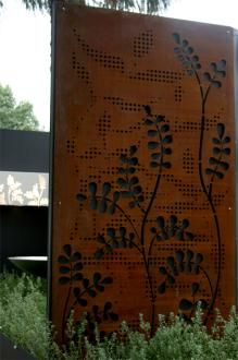 Corten Steel Planter Box Cube Design Trough for manufacturing for Nice Planter LLC