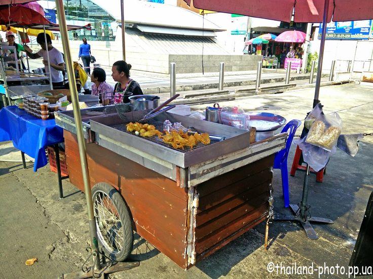 передвижные фастфуды в тайланде