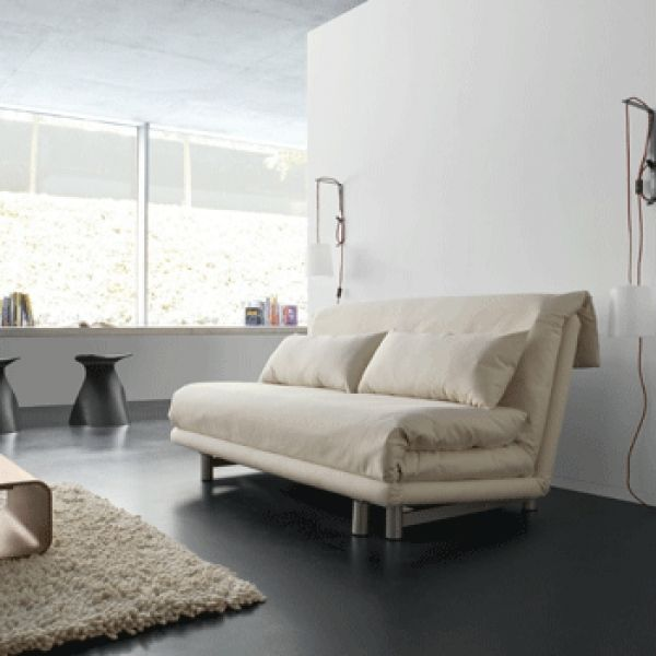 MULTY. Multy Offers An Intermediate Position Half Way Between Settee And  Bed: A. Ligne RosetSofa ...