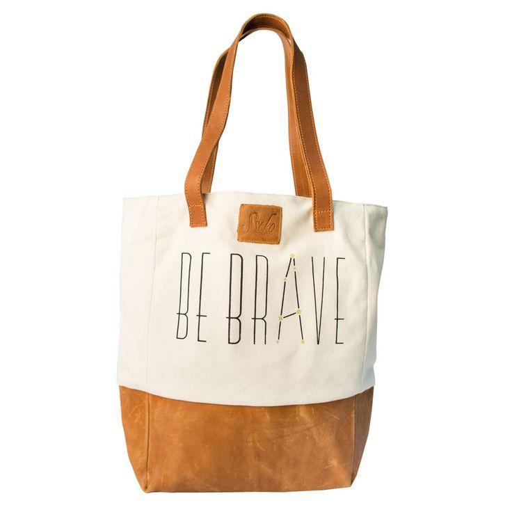 Be Brave Bucket Bag | Sseko Designs