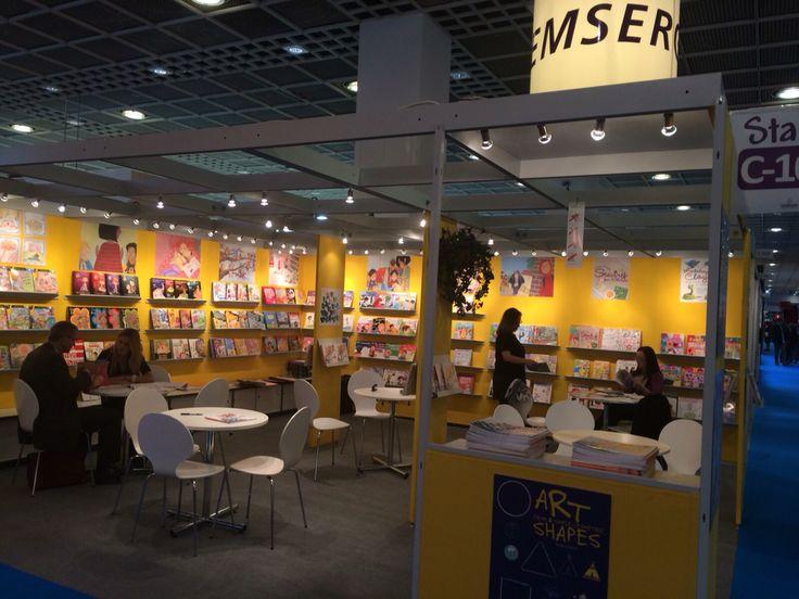 Gemser Frankfurt Book Fair 2015!