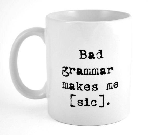 15 Gifts For Punctuation Nerds & Language Lovers
