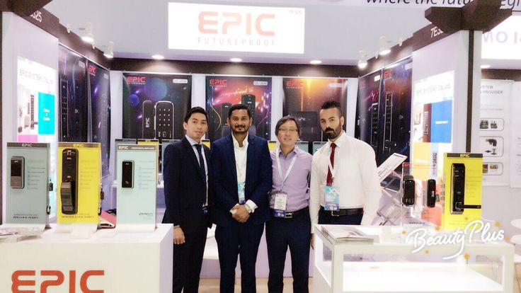 We came and we conquered! Epic Systems in Big 5 Dubai 2017 Update from the events Thanks to all who came to our booth