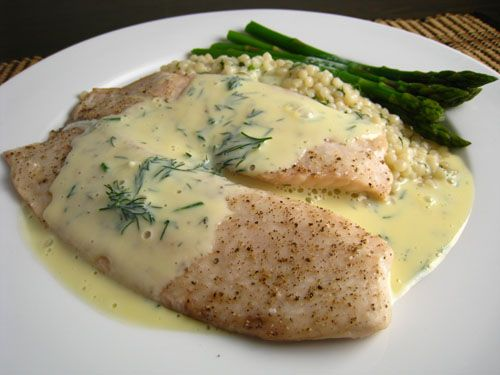 Baked Ling Cod With Lemon Garlic Butter Sauce Butter