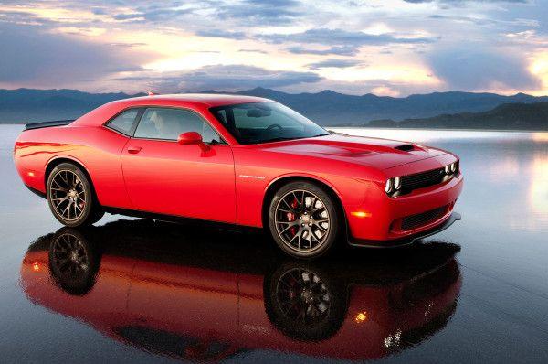 2015 Dodge Challenger SRT Reds images