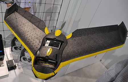 Parrot Adds GPS and Partial Autonomy to AR Drone