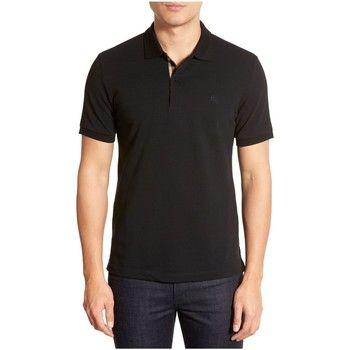 Burberry BRIT - Men's Polo OXFORD men's Polo shirt in black: Burberry BRIT - Men's Polo OXFORD men's… #GolfShopping #GolfSupplies #Golfers