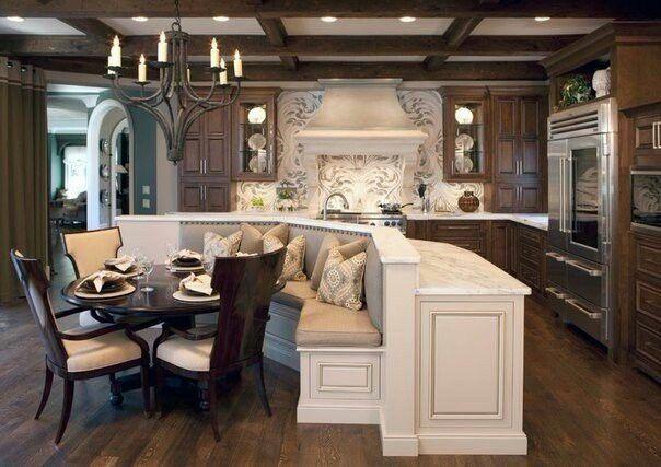 Как вам кухня?)