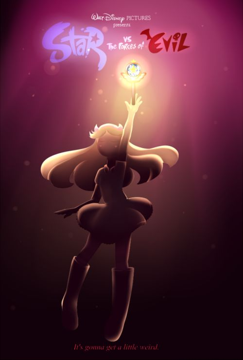 "butterfly-latte: "" Disney Renaissance/Light Project "" Star vs the Forces of Evil End Credit Song(s): Go The Distance (Katrina Velarde) "" Gravity Falls """