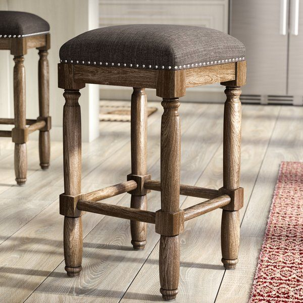Remy 26 Counter Stool With Images Backless Bar Stools Kitchen Farmhouse Bar Stools Bar Stools