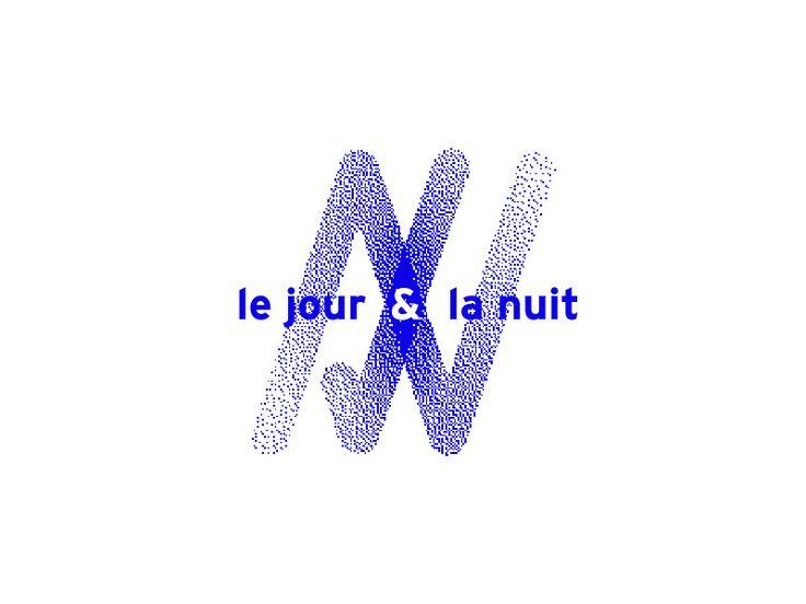 Logo Le Jour et La Nuit, collectif rennais rassemblant les associations culturelles, musicales et festives > équipement culturel