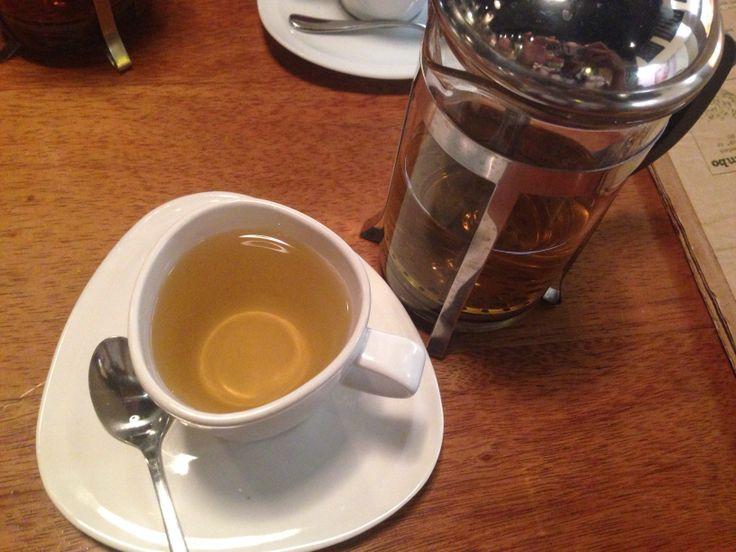 Cammonile Tea at kitchenette