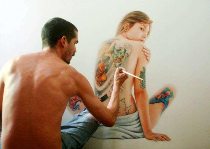 Best Gustavo Silva Nuñes Images On Pinterest Art Studios - Hyper realistic paintings nunez