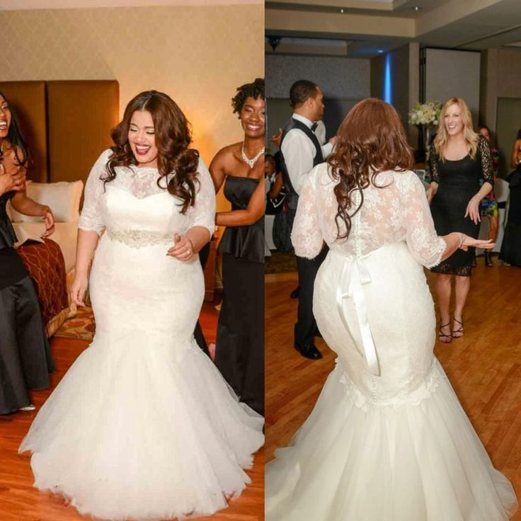273 best Brautkleider Plus size images on Pinterest