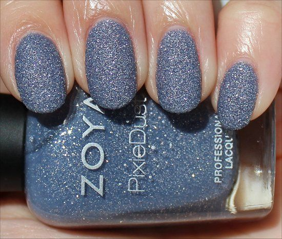 Zoya NYX (PixieDust) - Click through to see my detailed review & swatches!