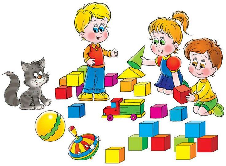 hrajúce sa deti