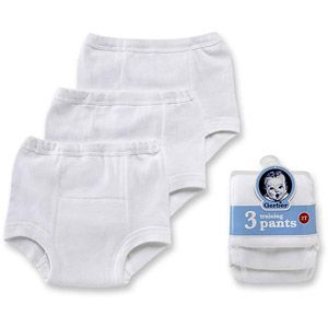 Gerber - Baby Cotton Training Pants, 3-Pack