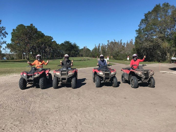 Fun times for the whole family! #GetDirty #OffRoad #ThingsToDoInOrlando #LongWeekend via Orlando Activities For Adults