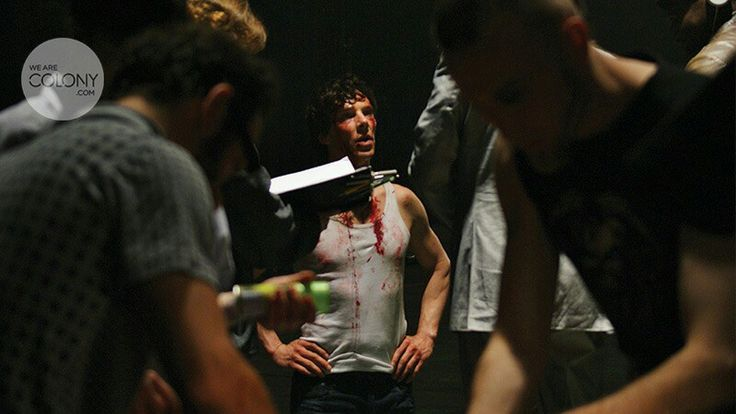 Little Favour behind the scenes