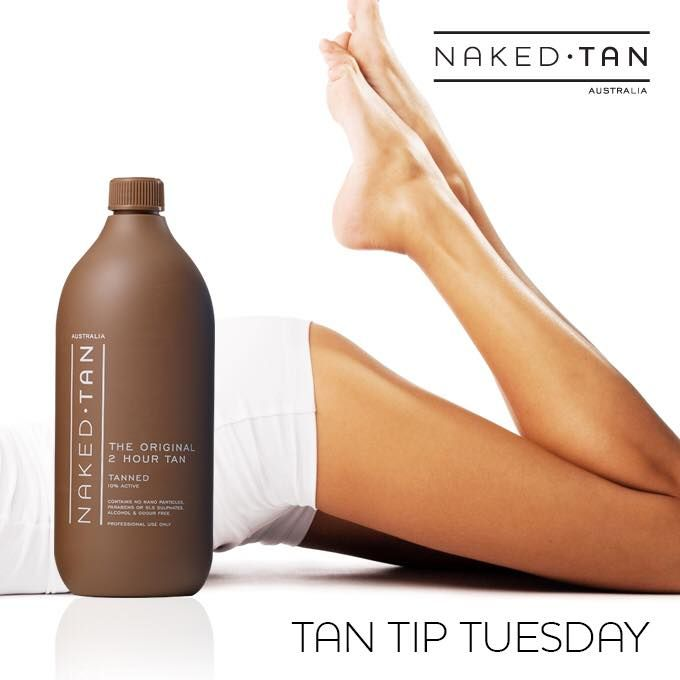 TAN TIP TUESDAY! Don't lose your Goddess glow in winter, stay tanned with a Naked Tan spray tan. Our 'Tanned' solution is specially designed for fair and pale skin tones so it's the ideal shade for the cooler months to help you achieve a natural looking tan.>> http://bit.ly/1GHrZua