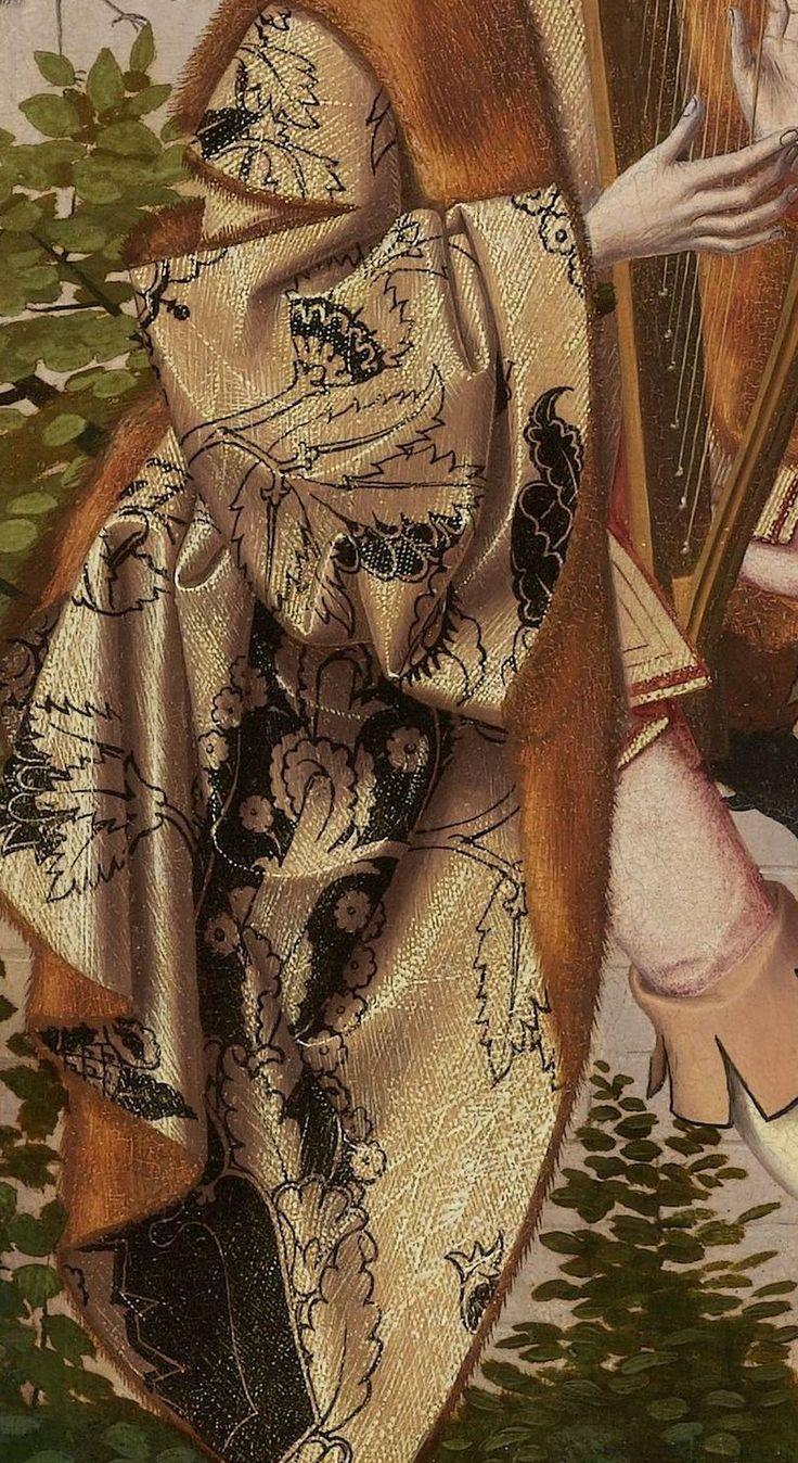 The Tree of Jesse, c. 1495. Artist: Geertgen tot Sint, Jans (ca. 1460-ca. 1490)